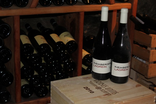 Sensations from Sonya's wine cellar